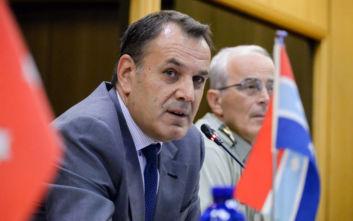 Παναγιωτόπουλος προς Τουρκία: Ένα σχέδιο εναντίον της χώρας θα έχει μεγάλο κόστος