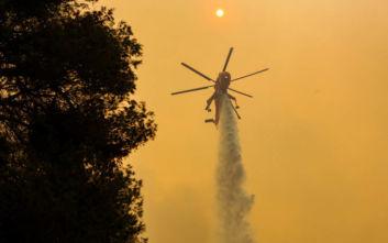 Το χειρότερο σενάριο για τη φωτιά στην Εύβοια