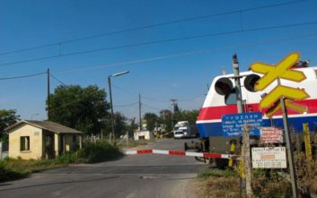 Σύγκρουση τρένου με αυτοκίνητο στον Βόλο
