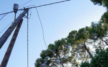 Τo πρωί της Τετάρτης η πλήρης αποκατάσταση της ηλεκτροδότησης στον Πόρο
