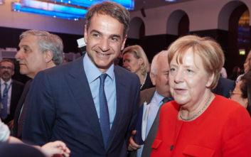 Στις 29 Αυγούστου η συνάντηση Μέρκελ - Μητσοτάκη, τι θα συζητήσουν