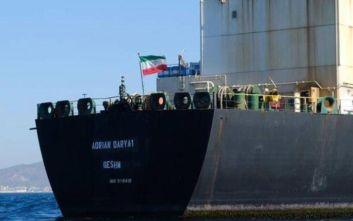 Ο Πομπέο επιμένει πως το Adrian Darya 1 πάει στη Συρία