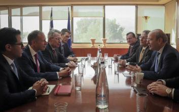 Φράνσις Φάνον: «Η Ελλάδα ενεργειακός κόμβος για την περιοχή»