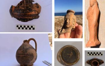 Εντυπωσιακές ανακαλύψεις στο ιερό του Απόλλωνα στο Δεσποτικό