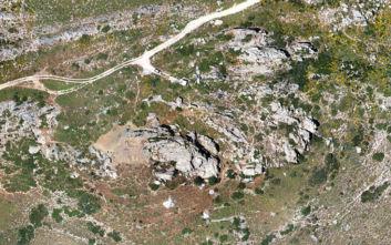 Αποκαλύφθηκε προϊστορικός οικισμός σε ανασκαφές στην Κάρυστο