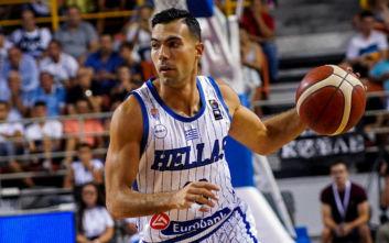 Εθνική μπάσκετ: Πηγαίνει στην Κίνα για το Μουντομπάσκετ ο Σλούκας