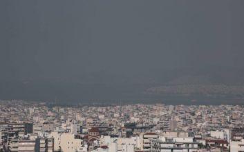 Πότε θα καθαρίσει η ατμόσφαιρα στην Αττική από τον καπνό της Εύβοιας