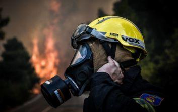 Συναγερμός στην Πυροσβεστική: Δυναμώνει η φωτιά στο Σούλι Θεσπρωτίας