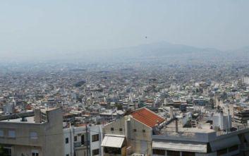 Εθνικό Αστεροσκοπείο: Πολύ μειωμένος πλέον ο καπνός στην Αθήνα από την πυρκαγιά της Εύβοιας