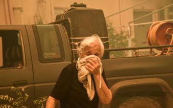 Πολύ υψηλός κίνδυνος πυρκαγιάς την Τετάρτη σε έξι περιφέρειες