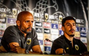 AEK-Kραϊόβα: Αισιόδοξος ο προπονητής της ΑΕΚ για τη ρεβάνς