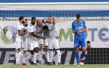 Ατρόμητος-Λέγκια: Αποκλεισμός για τους Περιστεριώτες μετά την ήττα με 0-2
