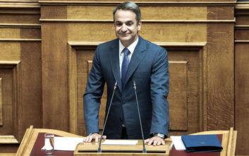 Κυριάκος Μητσοτάκης: Τα capital controls αποτελούν από σήμερα παρελθόν