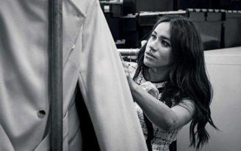 Η Μέγκαν Μαρκλ ετοιμάζει σειρά ρούχων για άνεργες γυναίκες που αναζητούν δουλειά