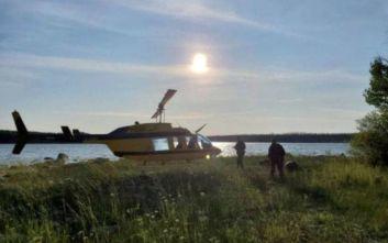 Δραματικό τέλος στο ανθρωποκυνηγητό δυο έφηβων φυγάδων στον Καναδά