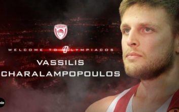 Ολυμπιακός: Πειραιώτης για τα επόμενα 4 χρόνια ο Χαραλαμπόπουλος