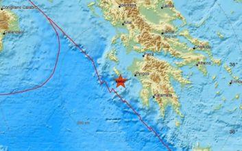 Νέος σεισμός στο Ιόνιο, ταρακουνήθηκε η Ζάκυνθος
