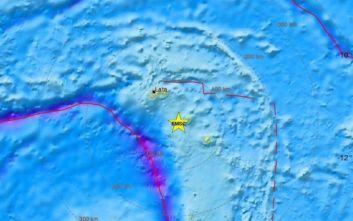 Μεγάλος σεισμός συντάραξε το αρχιπέλαγος του Βανουάτου