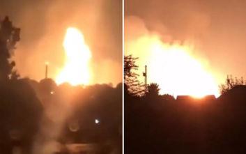Ισχυρή έκρηξη στη βόρεια Καρολίνα: Τουλάχιστον 1 νεκρός και 5 τραυματίες