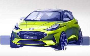 Το νέο Hyundai i10 έχει στόχο την κορυφή