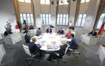 G7: Συμφωνία για «ενίσχυση του διαλόγου» με τη Ρωσία