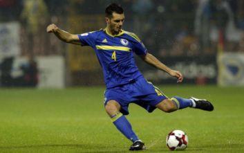 Σοβαρά τραυματίας ο Βόσνιος διεθνής Εμίρ Σπάχιτς μετά από τροχαίο