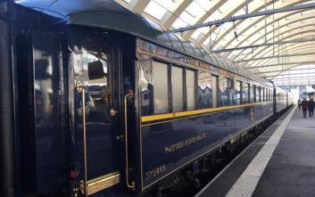 Το θρυλικό Orient Express καθήλωσε μικρούς και μεγάλους στη Βουλγαρία