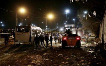 Έκρηξη από σύγκρουση αυτοκινήτων στο Κάιρο, 17 νεκροί