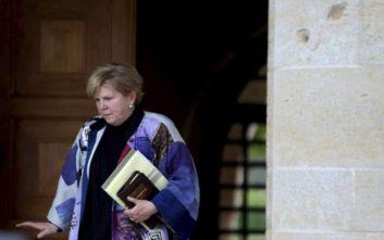 Στην Κύπρο η ειδική απεσταλμένη του γγ του ΟΗΕ
