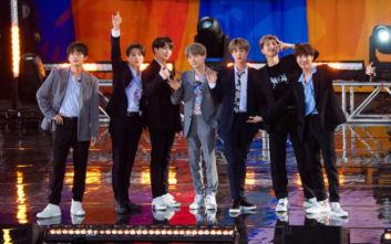 Διακοπές για πρώτη φορά για το K-Pop συγκρότημα BTS