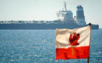 Ιράν: Το δεξαμενόπλοιο Grace 1 θα αφεθεί ελεύθερο έως σήμερα το βράδυ