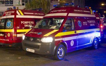 Μία νεκρή και τρεις τραυματίες από έκρηξη σε εργοστάσιο στο Βουκουρέστι