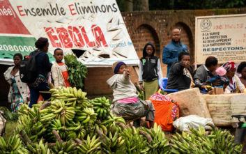 Η Ρουάντα έκλεισε τα σύνορα με το Κονγκό για να σταματήσει τον Έμπολα