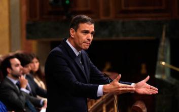 Οι κινήσεις του σοσιαλιστή Σάντσεθ για σχηματισμό κυβέρνησης στην Ισπανία