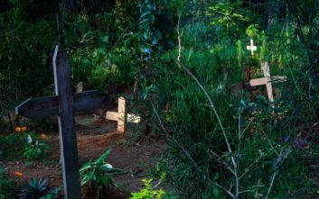Ξεπέρασαν τους 2.000 οι θάνατοι από τον Έμπολα στη Λαϊκή Δημοκρατία του Κονγκό