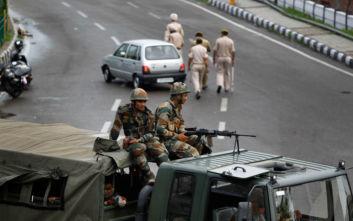 Κρατούμενοι αυτονομιστές ηγέτες του Κασμίρ καλούν σε διαδηλώσεις