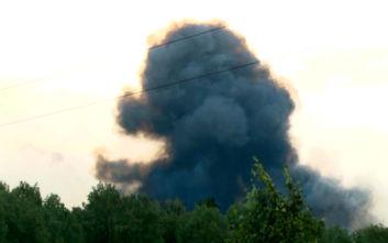 Ρωσία: Ισχυρή έκρηξη σε εγκατάσταση του Ναυτικού με 2 νεκρούς