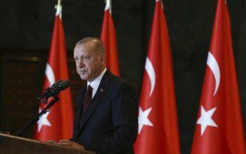 Προκαλεί ο Ερντογάν: Για το Κυπριακό φταίνε οι Ελληνοκύπριοι