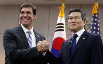 Οι ΗΠΑ ζήτησαν από τη Ν. Κορέα να στείλει στρατεύματα στον Περσικό Κόλπο