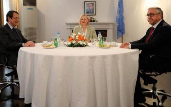 «Έτοιμοι για τριμερή συνάντηση με τον ΓΓ του ΟΗΕ Αναστασιάδης και Ακιντζί»