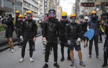 Χονγκ Κονγκ: Εταιρεία απειλεί με απόλυση τους εργαζομένους που συμμετέχουν στις διαδηλώσεις