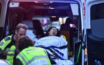 Δεν χαρακτηρίζεται τρομοκρατικό χτύπημα η αιματηρή επίθεση με μαχαίρι στο Σίδνεϊ