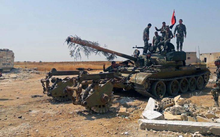 Αεροπορικά πλήγματα κοντά στην τουρκική φάλαγγα στην Ιντλίμπ της Συρίας
