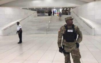 Συναγερμός από ύποπτα δέματα στο μετρό της Νέας Υόρκης