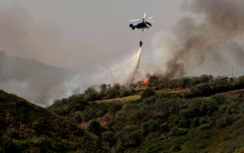 Περιβαλλοντική τραγωδία στο Γκραν Κανάρια μετά την Τρίτη φωτιά σε δέκα μέρες