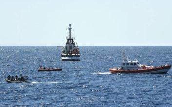 Γιατροί Χωρίς Σύνορα: Βυθίστηκε πλοίο με 100 μετανάστες ανοικτά της Λιβύης