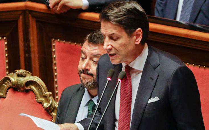 Τζουζέπε Κόντε: Η νέα ιταλική κυβέρνηση θα κάνει περισσότερα και θα τσακώνεται λιγότερο