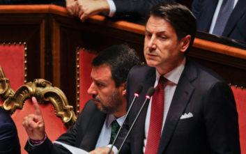 Δεκτή έκανε την παραίτηση του πρωθυπουργού Κόντε ο Ιταλός πρόεδρος