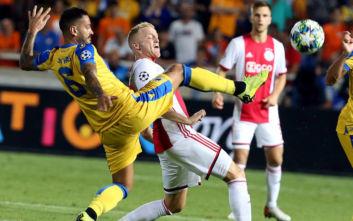 Champions League: Ο ΑΠΟΕΛ θέλει να ζήσει το όνειρό του στο Άμστερνταμ