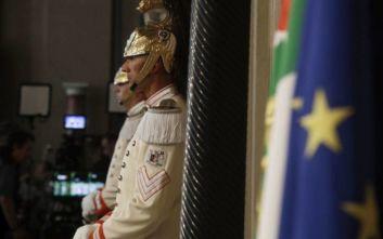 Ιταλία: Συνεχίζονται οι «ζυμώσεις» για τον σχηματισμό κυβέρνησης
